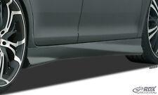 RDX minigonne MAZDA 3 BM gonne Sinistra + Destra Spoiler ABS TURBO
