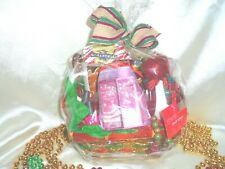 CHRISTMAS GIFT BASKET FOR TEENS OR YOUNGER
