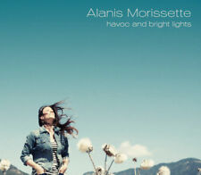 New: ALANIS MORISSETTE - Havoc And Bright Lights CD