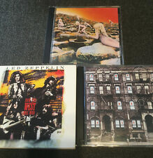 Led Zeppelin - How The West Was Won, Physical Graffiti, Houses of the Holy