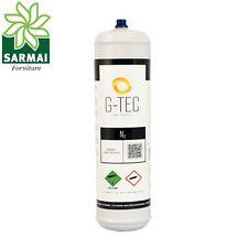 Bombola usa e getta monouso gas Azoto N2 Nitrogeno 0,95 lt perdita fuga tubi