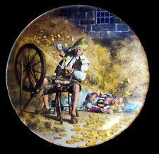 """""""Rumpelstilzchen"""" Collector's Plate - Charles Gehm (1981) NM- Konigszelt Bavaria"""