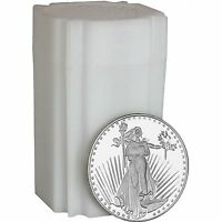 Saint-Gaudens 1oz .999 Silver Medallion by SilverTowne-LOT OF 20