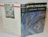 Jerrard Tickell Moon Squadron 1st Edition in D/J 1956