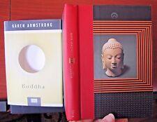 Buddha: A Penguin Life  by Karen Armstrong 2001 HCDC - VG cond