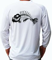 G.I Joe Adventure Cobra Long Sleeve UPF 30 T-Shirt Fishing Boat Beach UV Sport