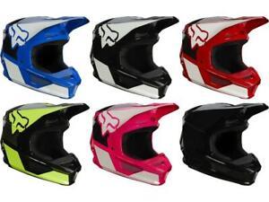Fox Racing V1 Revn Helmets MVRS Motocross Off-Road MX/ATV/UTV Adult Sizes 2021