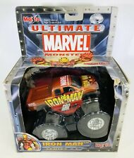 Maisto Series 1 Ultimate Marvel Monsters Iron Man Monster Truck NIB