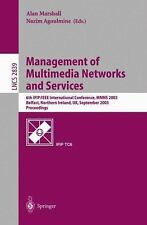 Management of Multimedia Networks and Services: 6th IFIPIEEE International Confe