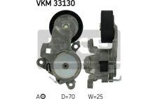 SKF Polea tensora correa del alternador VKM 33130