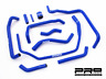 Pro Hoses 11-Piece Auxiliary Hose Kit for Escort Cosworth - Large Turbo T35