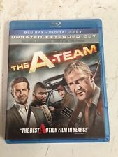 The A-Team (Blu-ray Disc, 2010, 2-Disc, Unrated Extended Cut, NO DIGITAL CODE)