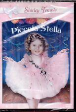 PICCOLA STELLA - DVD (NUOVO SIGILLATO) SHIRLEY TEMPLE