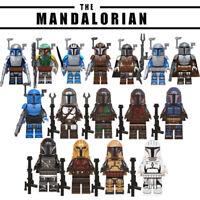 LEGO STAR WARS FIGUREN OBI WAN PADME LEIA HAN SOLO SATELE SHAN  kg G5 // 5