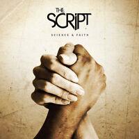 THE SCRIPT Science & Faith CD BRAND NEW