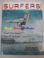 rivista SURFERS 3/2001 Raimondo Gasperini Carlo Pilotti Valeria Zullo  No cd