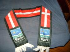 Denmark footbal scarf Euro 2012 someone's signature