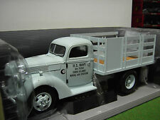 FORD STAKE TRUCK ISLAND 1940 au 1/16 no 1/18 d HIGHWAY 61 camion miniature 50321