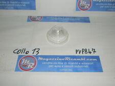 TRASPARENTE DEL FANALE ANTERIORE DESTRO/SINISTRO (gemma) RENAULT R4 PV COD. P847