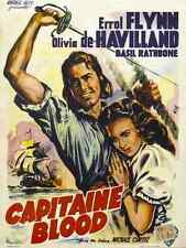 Signe De Métal Captain Blood 05 A4 12x8 aluminium