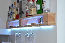 """""""Palettenmöbel"""" Minibar Weinregal Flaschenregal Regal Handmade"""