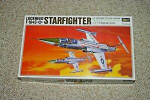 HASEGAWA LOCKHEED F-104C STARFIGHTER  1/32 Scale