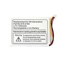 Replacement Battery For Apple iPod 4th Generation Gen 20gb/40gb 3.7v 1200mAh