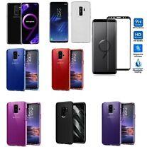 Funda TPU LISA para Samsung Galaxy S9 Plus (6.2) + PROTECTOR Completo 3D