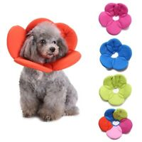 Pet Dog Elizabeth Protective Collar Puppy Cat Wound Healing Protection Cover US