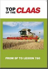 TOP OF THE CLAAS - FROM SF TO LEXION 780 - COMBINE HARVESTER DVD