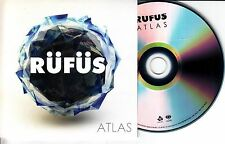 RUFUS - Atlas CD (2013 Album) Full 13 Track Promo