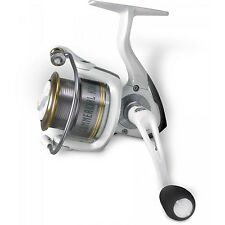 BROWNING COMMERCIAL KING CK2-430 4BB CARP FISHING SPINNING REEL W/ SPARE SPOOL