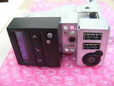 DELL K736T  POWEREDGE T610 POWER BUTTON SWITCH LCD USB FRONT PANEL