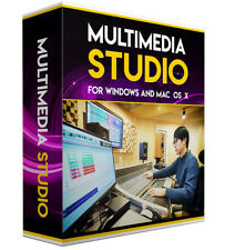 Music Production Studio Midi Audio Recording DJ Mixing Software Multimedia App