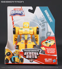 Rescan BUMBLEBEE Transformers Rescue Bots Playskool Heroes Car 2015 New