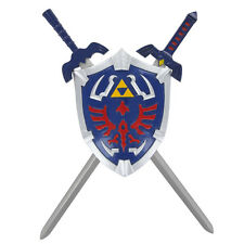 Zelda Hylian Shield & Swords Wall Display Collectible Set