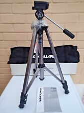 Vanguard Camera Tripod Model T-120223AB with Carry Case and Instructions