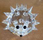 "Swarovski Crystal ""Large Hedgehog"""