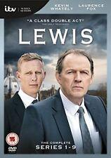 Lewis - Series 1-9 DVD 2015
