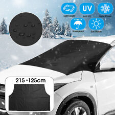 Winter Car Windscreen Magnetic Windshield Cover Anti Ice Snow Sun Rain Dust US