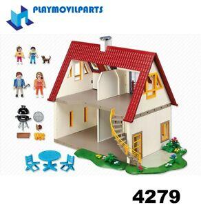 PLAYMOBIL 4279 MODERN HOUSE   multi