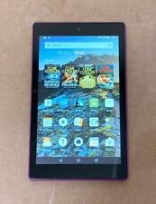 Amazon Fire HD 8 (6th Generation) 16GB, Wi-Fi, 8In - Magenta