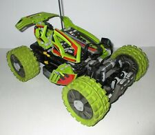 GREEN RC LEGO DUNE BUGGY WITHOUT REMOTE / POWERS ON BUT UNTESTED