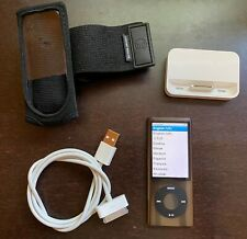 Apple iPod nano 5th Generation Black (16 Gb) - Flawless Condition