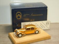 Citroen Traction Avant - Verem - 24 Carats Limited Edition - 1:43 in Box *40826