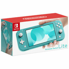 Nintendo Switch Lite - Turquoise Brand New in Box Free Shipping