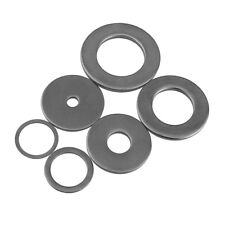 M6*25*1.5 FLAT WASHERS TO FIT METRIC BOLTS & SCREW A2 304 STAINLESS STEEL QTY 10