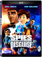SPIES IN DISGUISE (DVD,2019) >>>NEW<<<