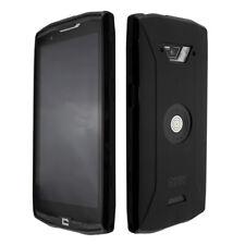 caseroxx Handy Hülle kompatibel mit Crosscall Core-X4 TPU-Hülle Tasche Smartphon