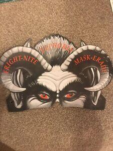 Eternity Euphoria Fright-Nite Rave Flyer Flyers - Club Kaos Barnstaple Dec 93
